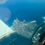 Over Corfu