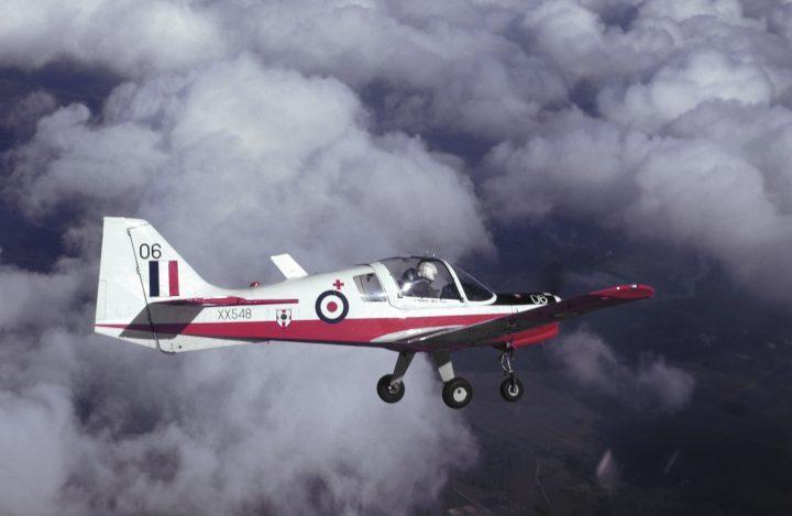 Bulldog T Mk 1 London UAS RAF Abingdon