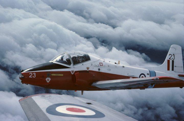 Jet Provost T Mk 5A