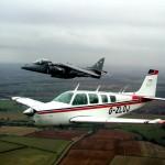 2001 G-ZLOJ & Harrier