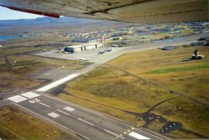 Keflavik Airport. Photo: Bob Riley